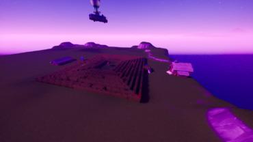 Zombie Cornfeild Maze