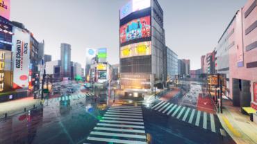 TOKYO Shibuya 渋谷