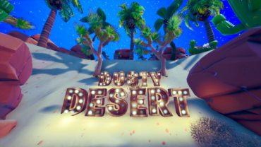 The Dusty Desert: Deathrun