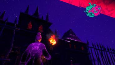 Sassy's Spooky Prop Hunt