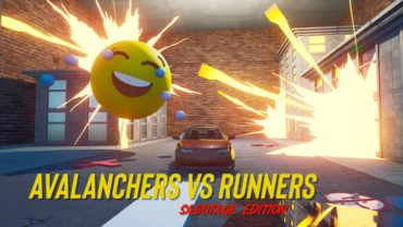 Avalancher VS Runners   SABOTAGE EDITION