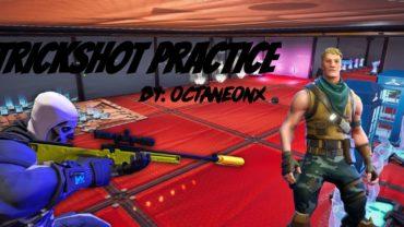 Trickshot Practice By OctaneOnX