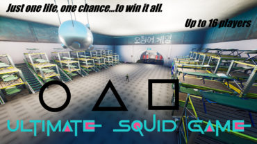 Ultimate Squid Game - 6 Games, 1 Life