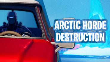 ❄️🧟 Arctic Horde Destruction 🧟❄️