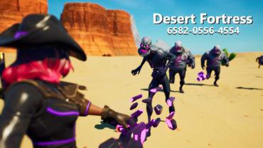 Desert Fortress - Roleplay - v0.9 [BETA]