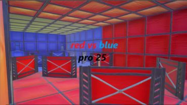pro 25 red vs blue capture the flag