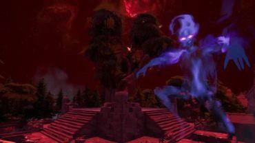 Survive the Shadows: Bloodmoon Graveyard