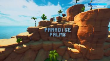 Paradise palms 2021 (Battle royale)