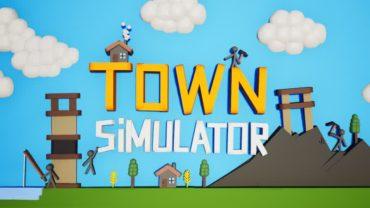 Town Simulator 🌿