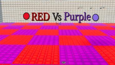 🍎 RED VS PURPLE ☂️ - FFA