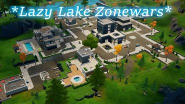 * LAZY LAKE ZONEWARS *